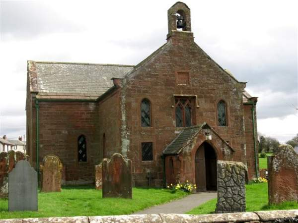 Culgaith - All Saints Church.