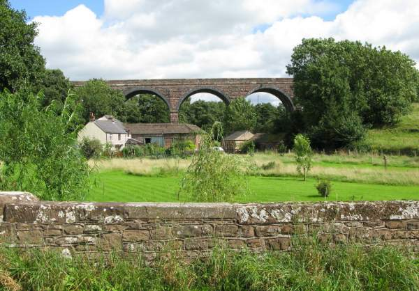 Little salkeld Viaduct.