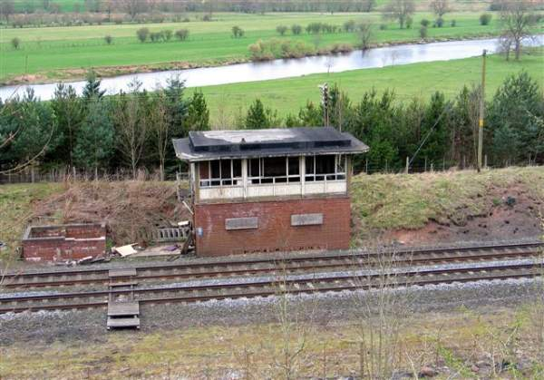 Long Meg Signal Box.