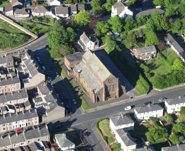 Maryport, Netherton - All Souls' Church.