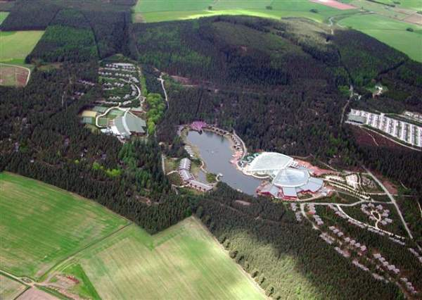 Center Parcs Whinfell Forest Visit Cumbria