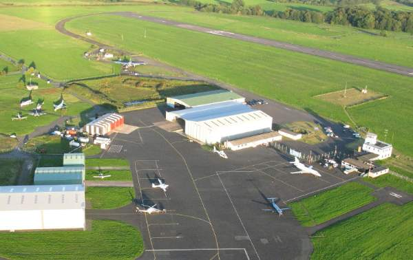Stobart Air - Carlisle Airport