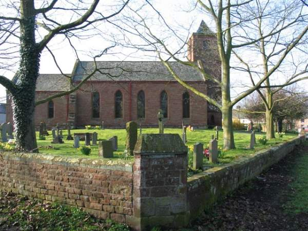 Temple Sowerby - St James' Church.