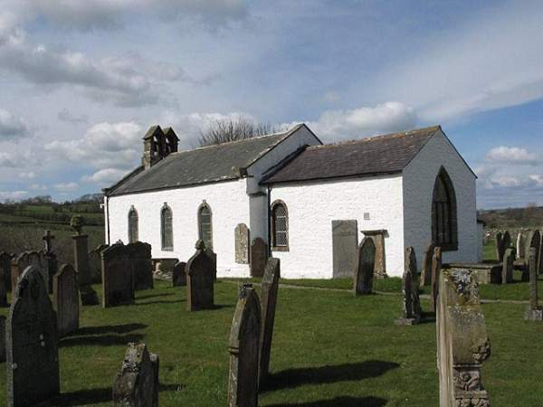 St James' Church Uldale
