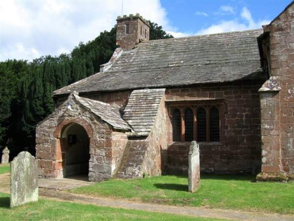 Warcop - St Columba's Church.