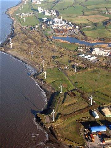 Wind Farms in West Cumbria