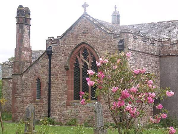 Muncaster - St Michael's Church.