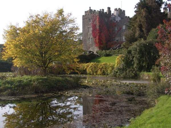 imagfe of Sizergh Castle, home to an exhibition, what's on in the Lake District