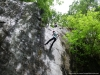 Abseiling with Adventure North West