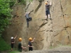 Climbing with Adventure North West