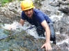 Ghyll scrambling with Mountain Journeys