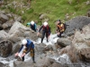 Ghyll scrambling with The Lake District Walker