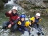 Ghyll scrambling with Mobile Adventure