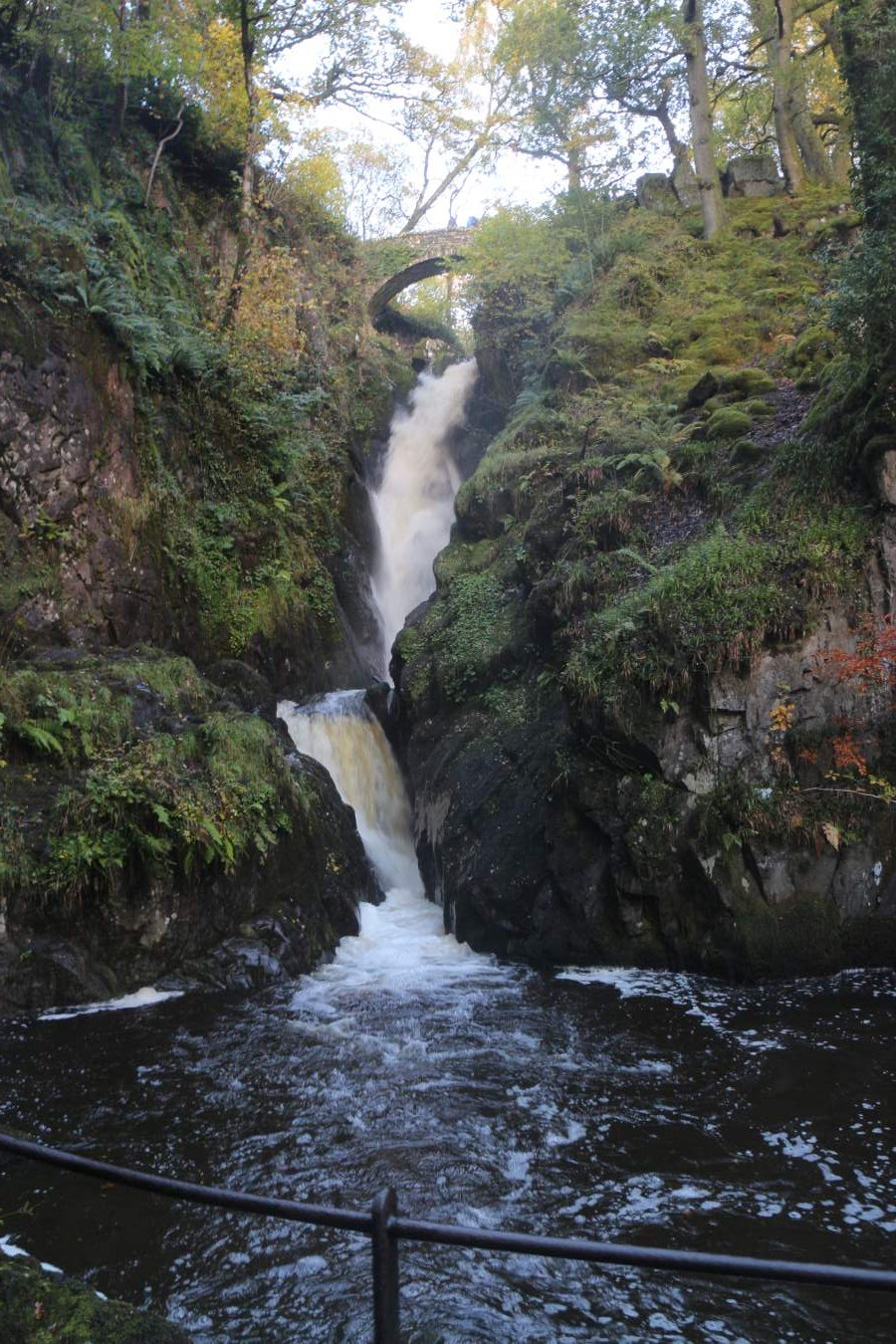 Aira Force Visit Cumbria