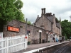 Alston Railway Station, Cumbria.