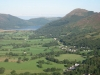 Bassenthwaite Lake, Dodd and Applethwaite from Latrigg