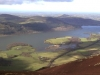 Bassenthwaite Lake from the Ullock Pike ridge