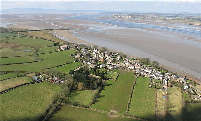 Bowness On Solway Visit Cumbria