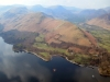Derwentwater, Brandelhow Wood, Catbells, and the Newlands Valley.
