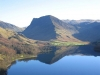 Buttermere and Fleetwith Pike.