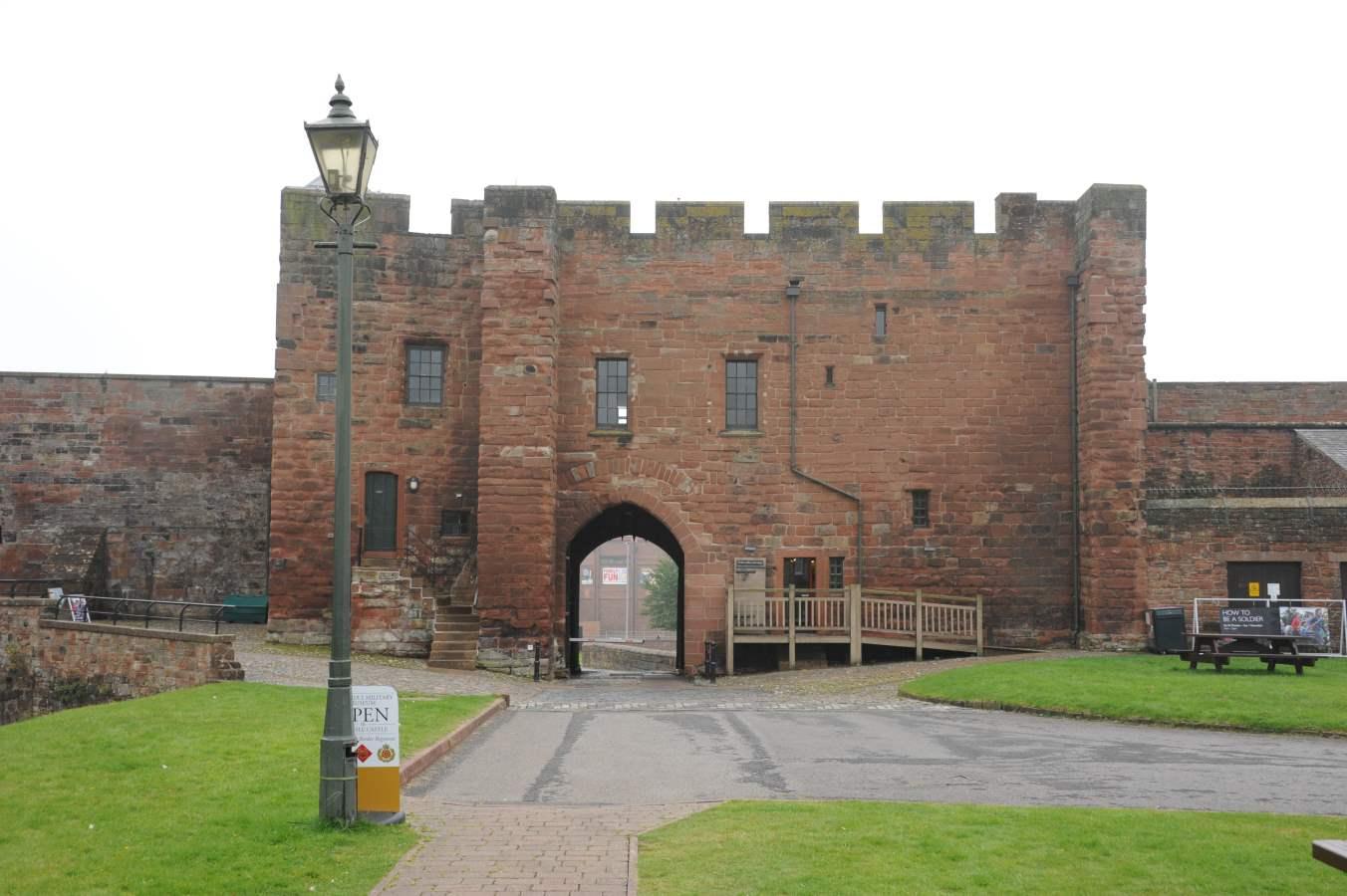 Carlisle Castle Visit Cumbria