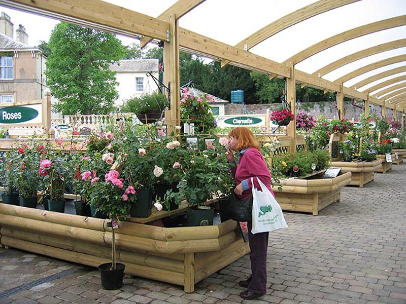 Houghton Hall Garden Centre Visit Cumbria