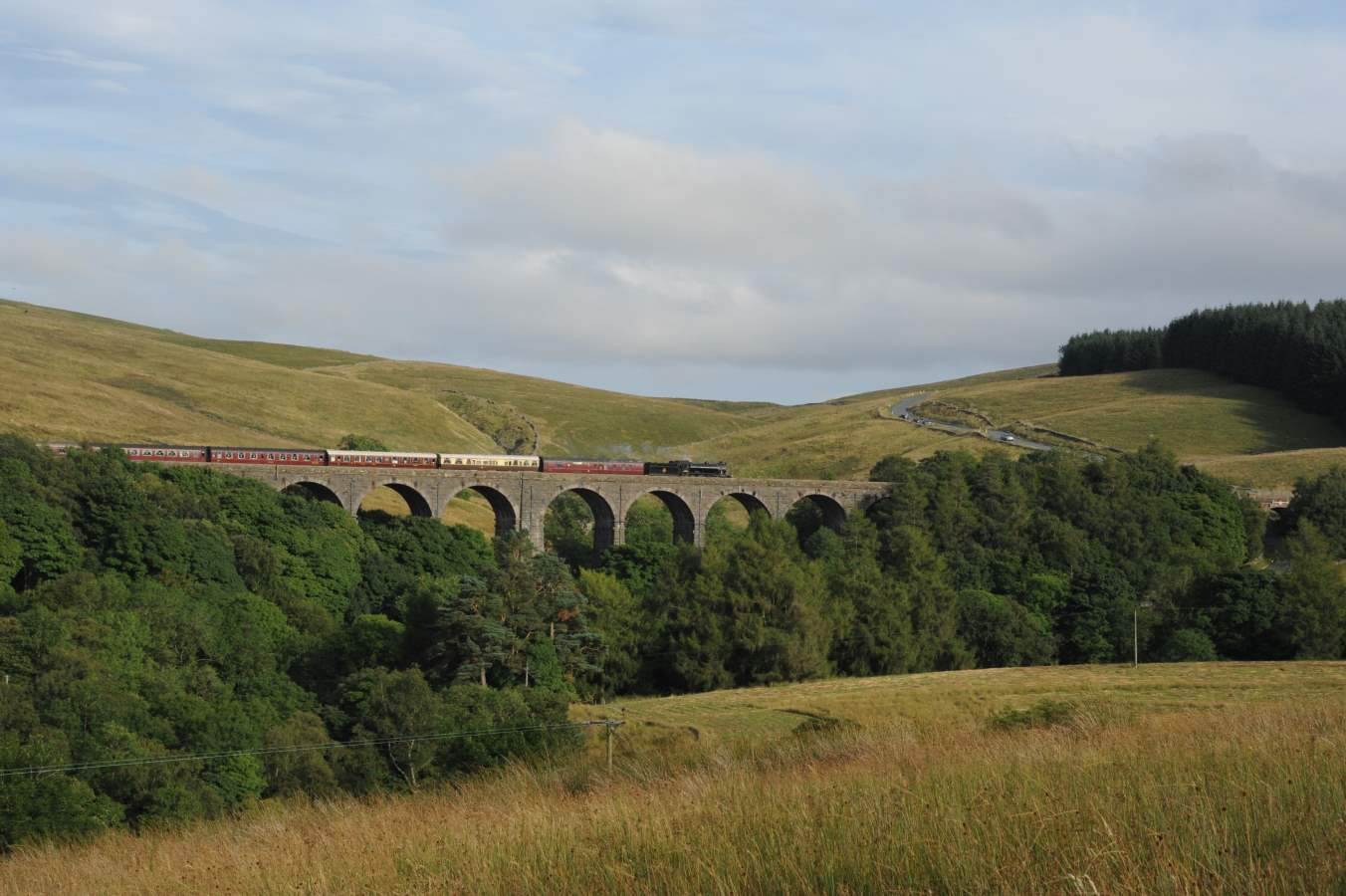 The Viaducts On The Carlisle To Settle Railway Visit Cumbria