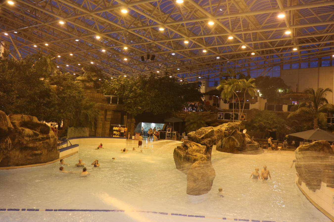 Gallery Center Parcs Whinfell Forest Visit Cumbria