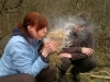 Bushcraft for Kids at Whinlatter, Lake District