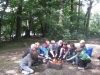 Canoeing & Bushcraft on Derwentwater