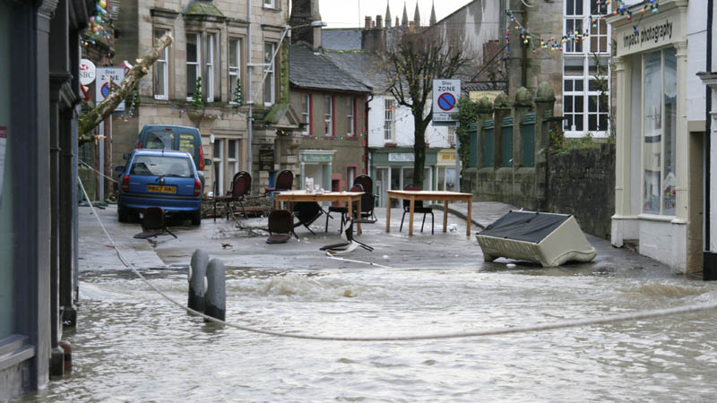 The Flood In Cockermouth 19th 20th November 2009 Visit
