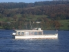 The Coniston Launch on Coniston Water