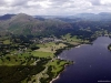Aerial Photo of Coniston Water
