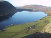 Crummock Water from Rannerdale Knotts,Loweswater in distance