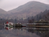 Steamer Pier at Glenridding.