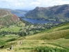 Glenridding and Ullswater.