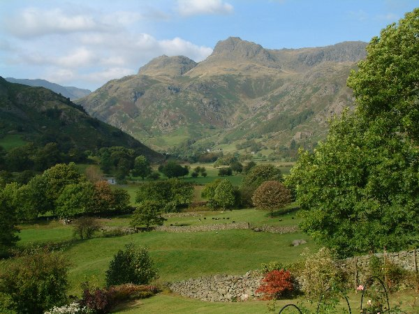 Dog Friendly B B In Keswick Lake District