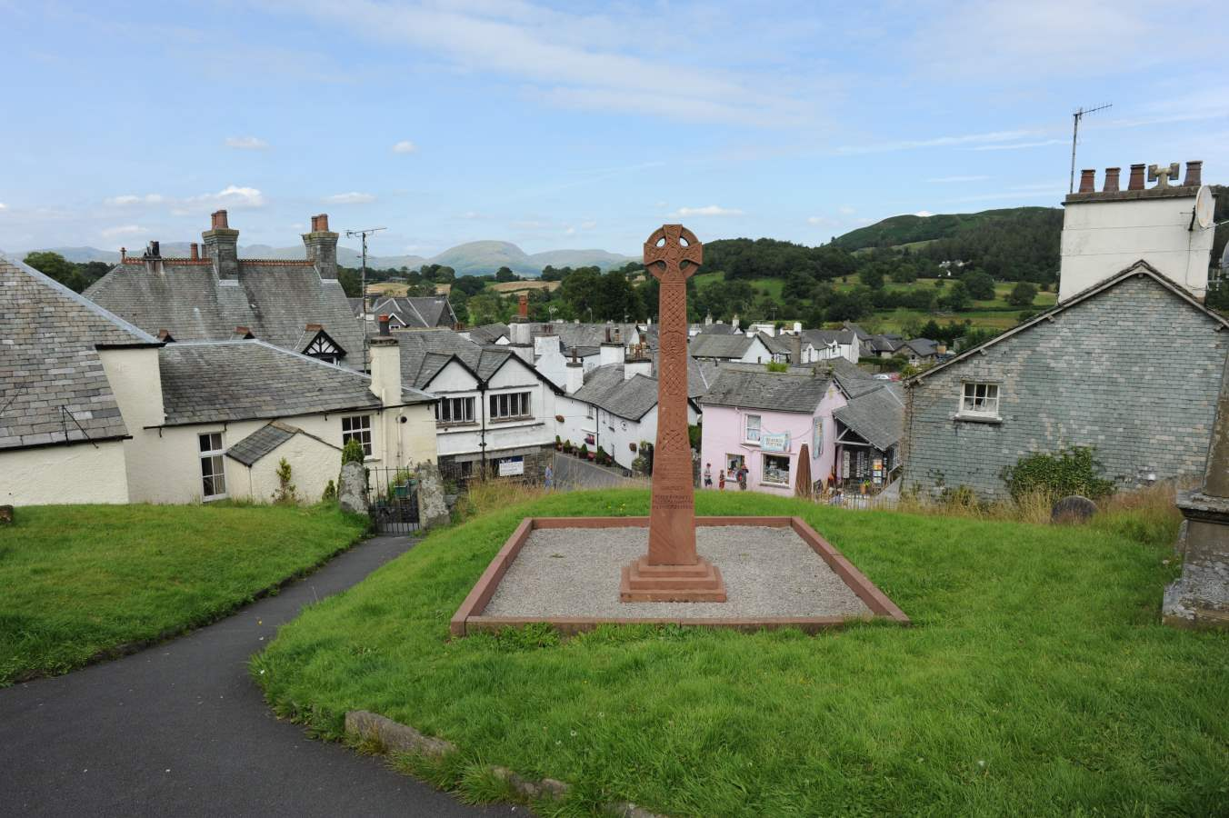 Hawkshead Village The South Lake District Visit Cumbria