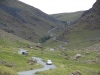 Honister Pass. Heading down to Buttermere