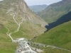 Honister Pass, the Slate Mine and Fleetwith Pike