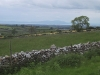 Looking from above Uldale to Ireby, and across the Solway to Criffel in Scotland.