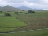 Longlands Fell, Skiddaw and Ullock Pike from Aughertree Fell