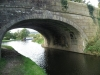 The last bridge on the navigable part of the Lancaster Canal.