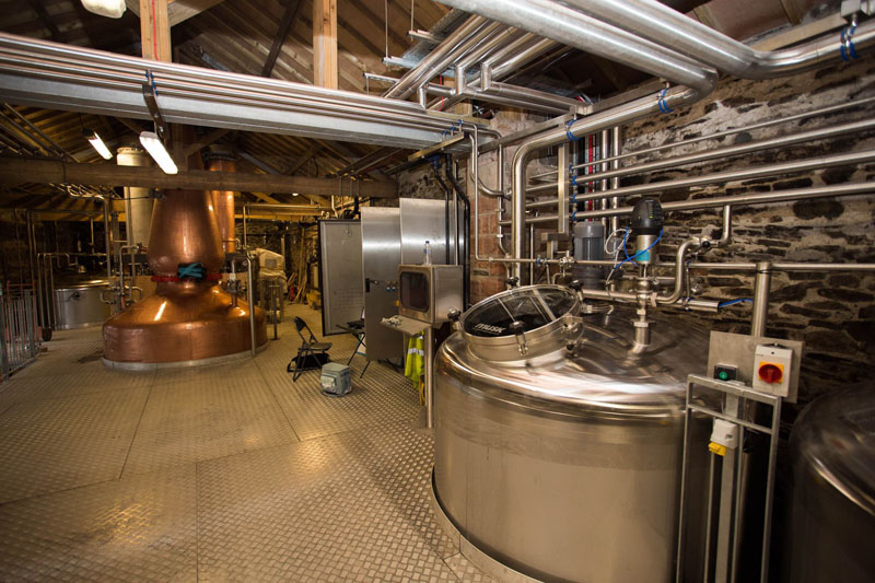 The Still Room at The Lakes Distillery