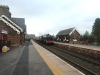 Lazonby Station - Cumbrian Winter Mountain Express - 22 Feb 2014
