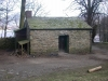 The National Trust owned bothy available for hire
