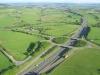 Junction 41, looking south towards Penrith