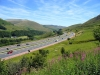 Two miles south of Tebay