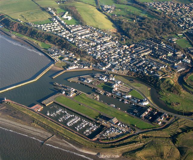 Maryport - a guide to the town in West Cumbria