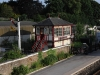 Settle Station restored signal box (sometimes open to visitors)